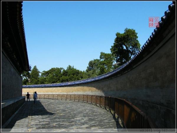 游北京之——天坛公园(原摄) - 五味杂陈 - 我的人生驿站