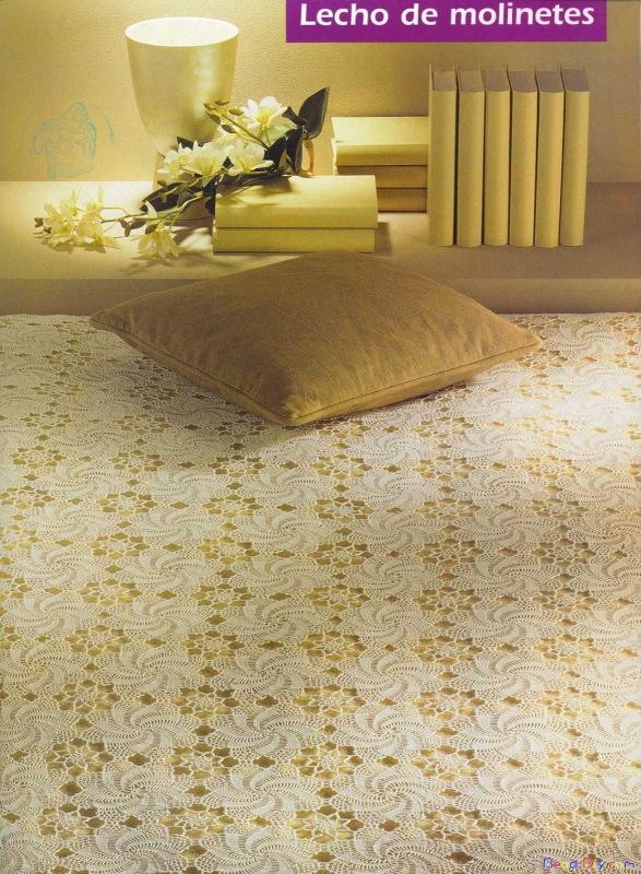 旋转的床罩 窗帘 - 一沙一世界 - 一沙一世界的博客