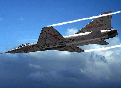 中国空军战机的发展:从歼-5战机到歼-20隐形战斗机! - 八一★老黑 - 八一★老黑的BLOG