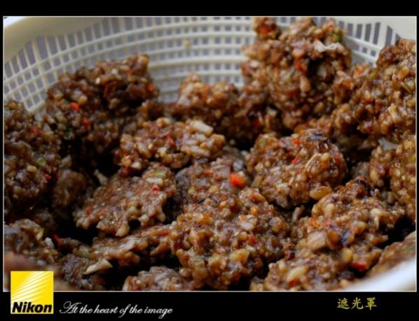 家乡小吃--肉丸果 - dashan -