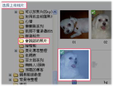 如何找出相册上的图片网址 - ★小鏡子★ - §镜 空 间§