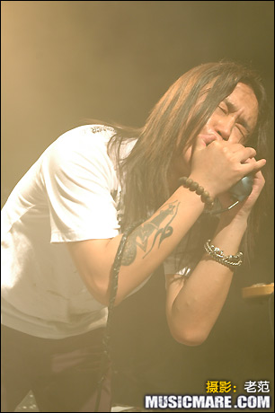 2007年8月25日 - 老刘与沙子乐队十年回顾专场 - 老范 - 老范的博客