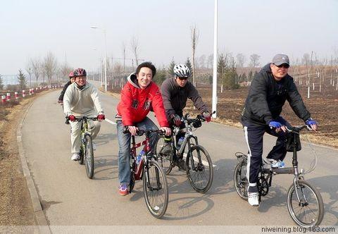 骑行棋盘山神秘谷(2008.3.29) - 风动 - 风动的博客