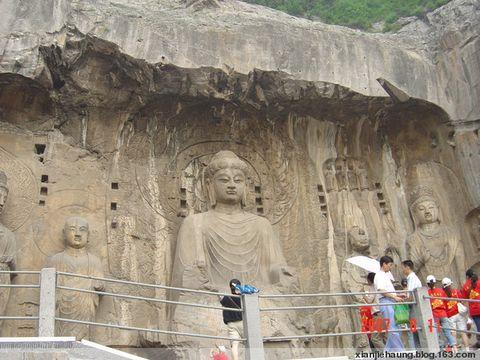 (原)漂行八千里(9)解州关帝庙、洛阳龙门 - 水上漂 - 水上漂的博客
