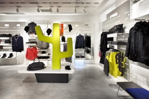women s clothing store design women s clothing store design completed