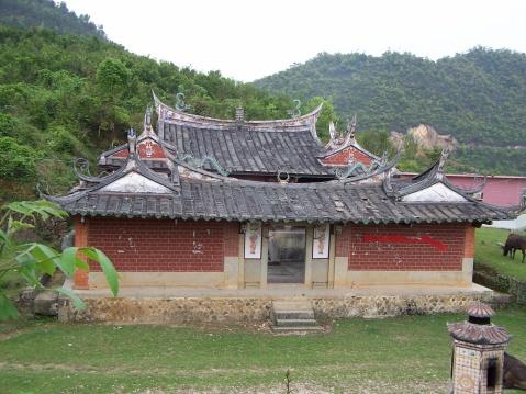 闽南宫庙记略(18):石竹庙 - 老陶e - 闽南民俗、风物