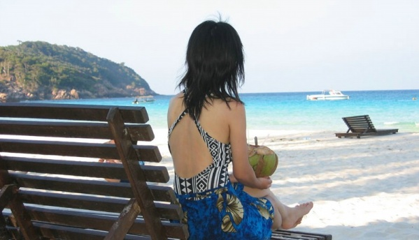 浪漫海滩边框顶栏图片 - suihuashifan - 绥化师专政治七九级博客