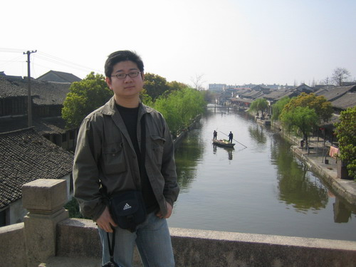 看了《碟3》,想起水乡西塘 - 安东 - 寻常放荡