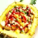 怎样做菠萝鸡丁