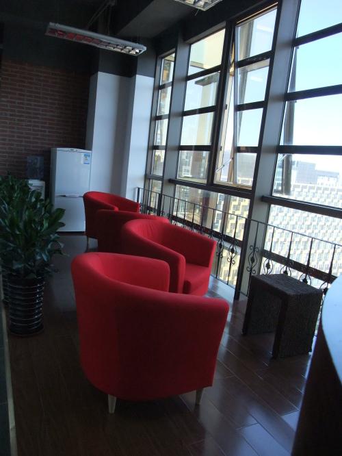 有关亨通堂的新办公室 - 陆新之 - 陆新之的博客