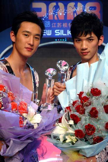 2008新丝路中国模特大赛总决赛男模季军——王行健 - 110414 - 左岸麦田の魔男志