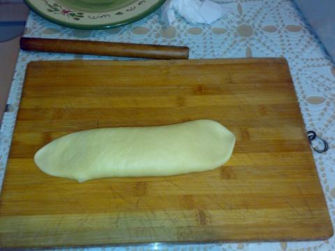 我家的常规早餐--再做北海道牛奶吐司(2条) - ruoling2001 - 家有读书女--袋鼠