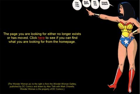 别样的404:化烦恼为快乐! - 令冲冲 - 飞越梦想