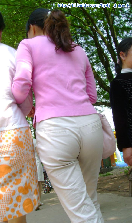 【转载】夏日诱惑:米色薄裤少妇 - zhaogongming886 - 东方润泽的博客