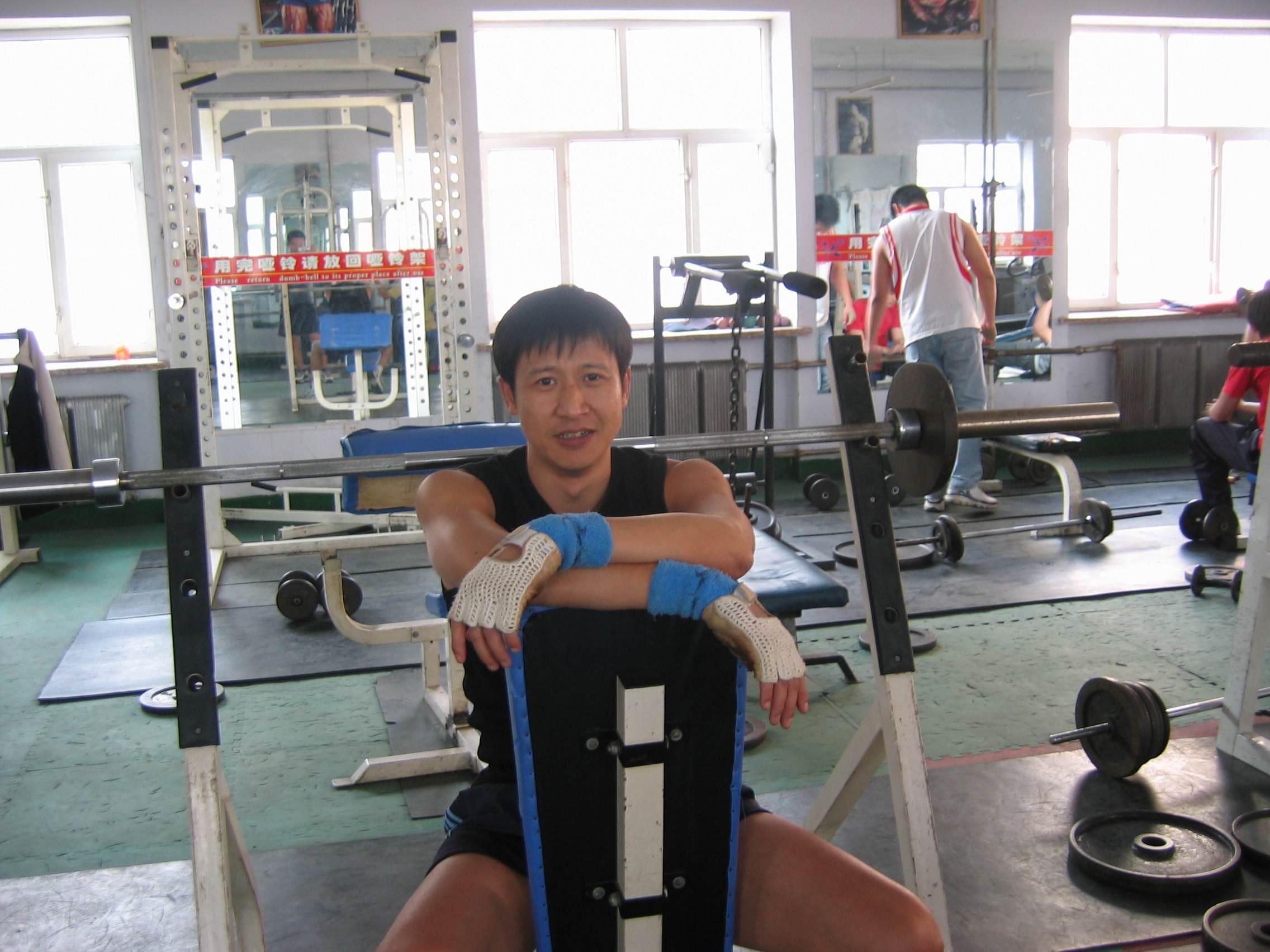 健身房 - 张国强 - 张国强 的博客
