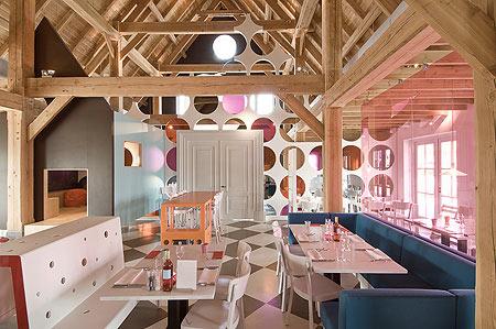 荷兰设计师Tjep—Praq餐厅设计欣赏 - wei70 - 余生将与钢为伍?的博客