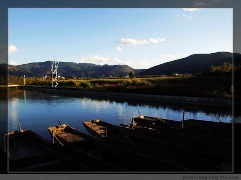 〔原创摄影6幅〕大理地热国风光 - 烟溪杨 - 烟溪.杨 的原创摄影博客