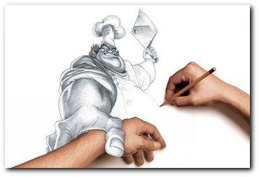 [Digg]绘画与现实 - 李二嫂的猪 - 翱翔的板儿砖