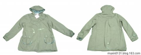手工雨衣的制作方法