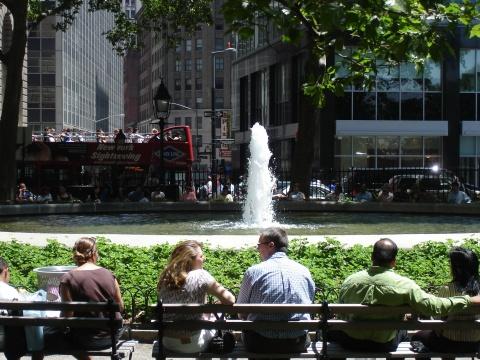 [原创]  到美国旅游观光------纽约一日游 - 阳光月光 - 阳光月光