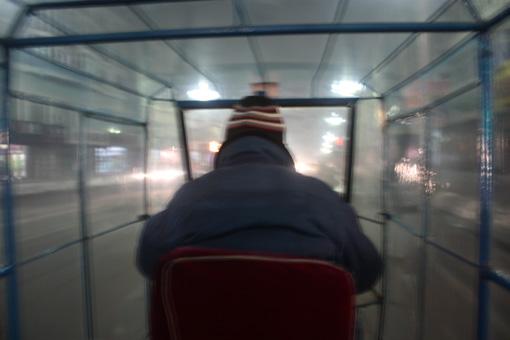 小县城的透明出租车(组图) - 徐铁人 - 徐铁人的博客