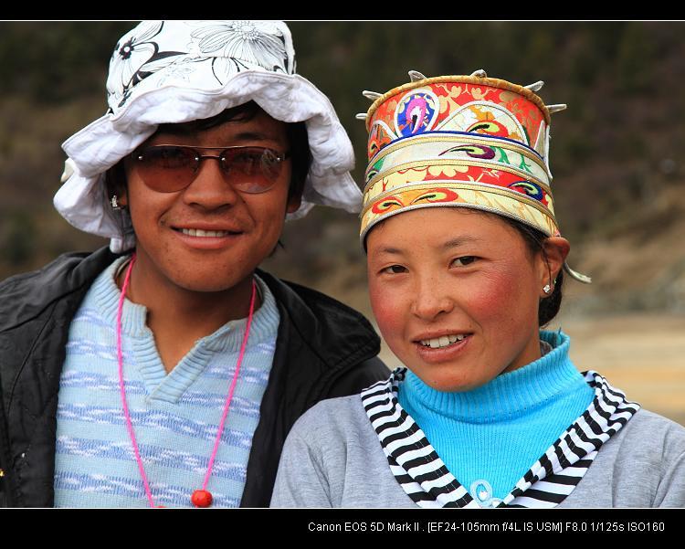 追梦阿里____田园西藏 - 西樱 - 走马观景