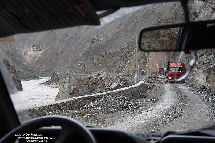引用 [原创]2008西藏路况,滇藏进——川藏北出 - 阿成 - 我的博客
