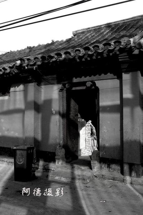 探访胡同之五十:兴隆街 - 阿德 - 图说北京(阿德摄影)BLOG