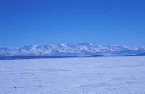 地球上最厚的冰层
