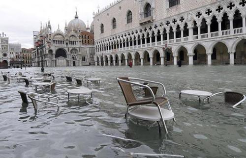 看看现在世界上的气候变化 - 彭中天 - 彭中天的博客