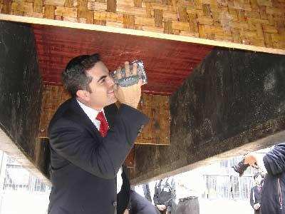 [新闻] 世界首座现代竹桥_2008世界百项最佳科技成果 - 路人@行者 - 路人@行者