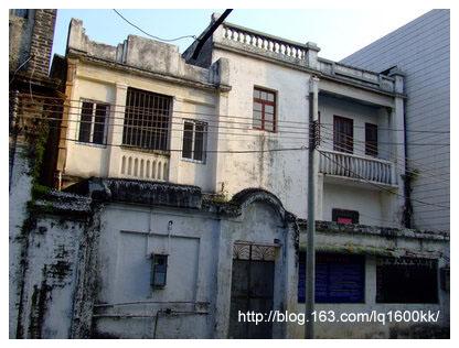 石岐老街(1)——龙母庙街 - lq - LQ的博客