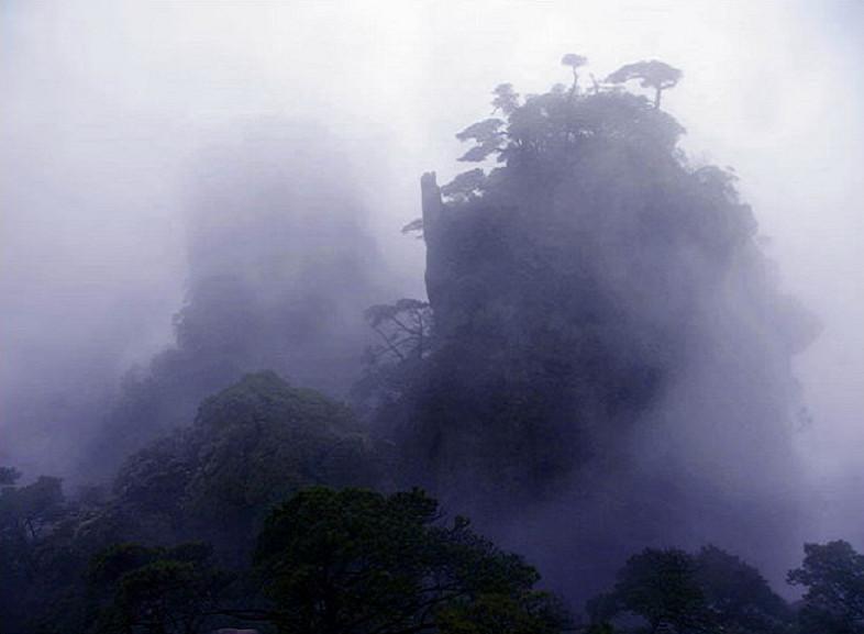 (江西) 三清山 - 风语无言 - 风语无言的博客