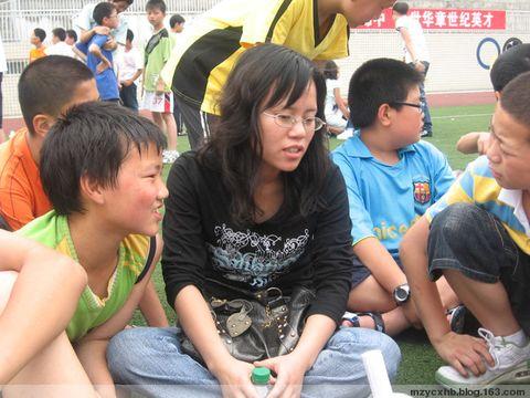 地震时我们在一起 - mzycxhb - 绵阳中学英才学校2010级6班