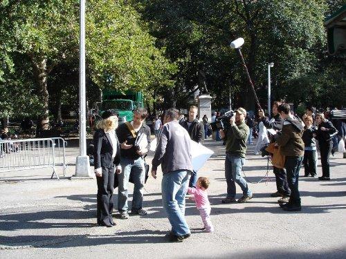 纽约逛街 - null - 娜斯