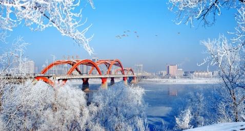 美丽的城市:吉林 - ming - 星晨乐园