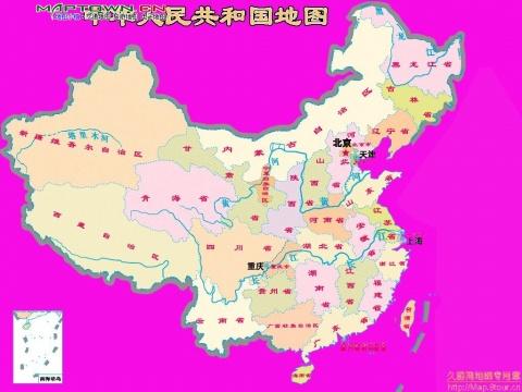 引用 非常实用绿色电子地图 - 思考者 - 珠海刘德贡