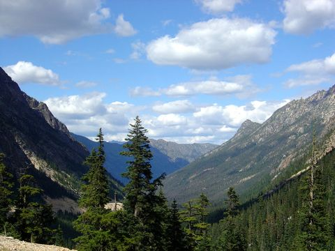 �����������Լ�����ˮ��4 North Cascades National Park����ʢ����  - Googy ���� - Googy����