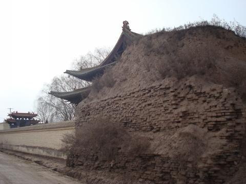 清徐尧庙 - 雪辉 - 易往的博客