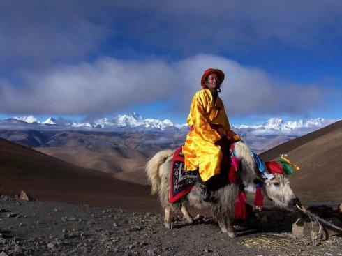 别样风情游西藏:08徒步珠峰(3) - 建龙 - 莫问回程