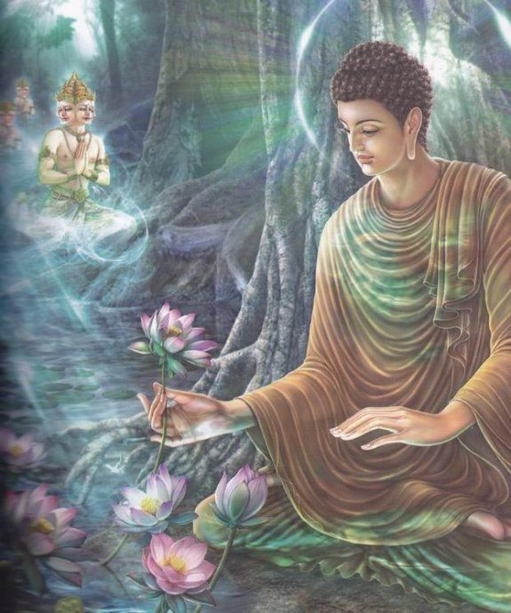 释迦牟尼佛的一生(高清大图) - 观云楼主人 - e.xdm 的博客