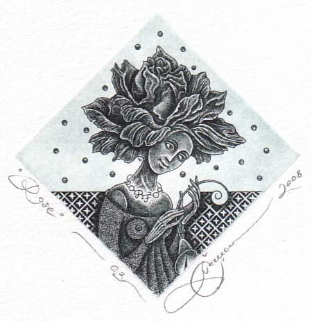娜塔莉娅·切尔内措娃作品 - 何鸣芳 - 我的博客
