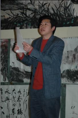 诗歌声场·艺术雅集 - 杨克 - 杨克博客