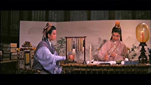 李翰祥系列之《江山美人》、《梁山伯与祝英台》 - weijinqing - 江湖外史之港片残卷