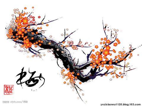 雪花 - 叶子 - 叶子的博客