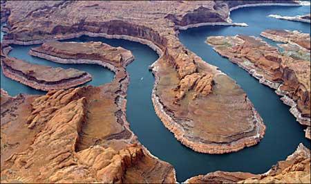 世界最大的科罗拉多大峡谷  - 小雪 - AB-Z的博客