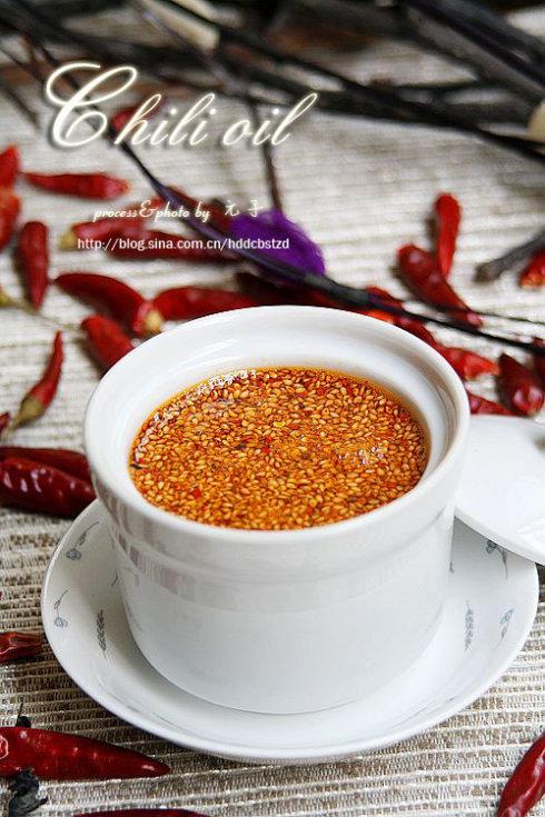 夏天最能让人胃口大开的秘密武器---辣椒油(附照片)