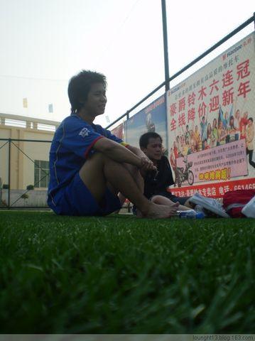 090210初三(4)班踢波 - lounght -