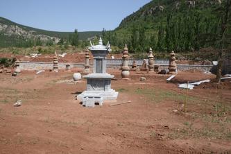 陶山西崦考察新石刻(2009、5、19)