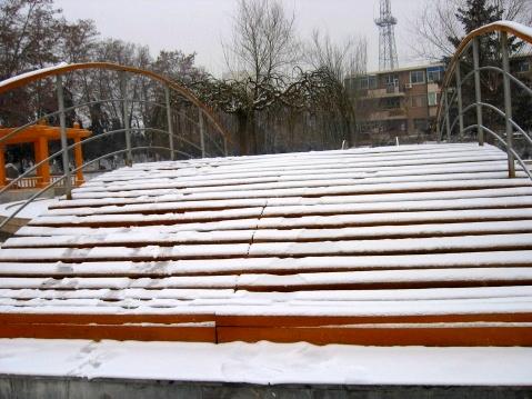 (原创)下雪了 - 真水无香  - 香格里拉 花开的地方